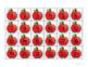 Apple Missing Numbers 0-30 {FREE}