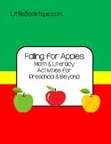 Apple Math and Literacy