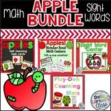 Apple Math and Literacy Bundle