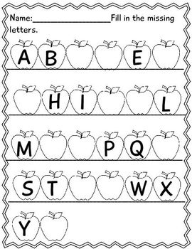 Apple Math and Literacy Unit: 121 pages of fall fun!