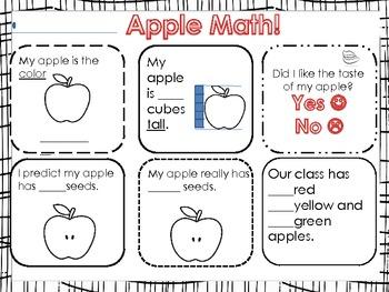 Apple Math for Fall Fun!