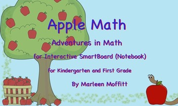 Apple Math for Interactive Smartboard (Notebook)