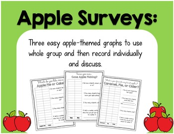 Apple Math for Primary Grades!