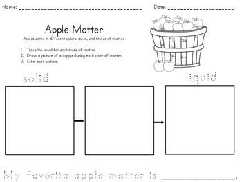 Apple Matter