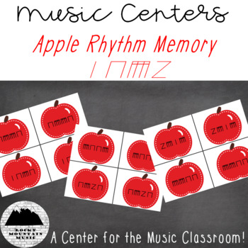 Apple Memory Game