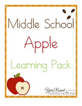 Apple Middle School Learning Pack