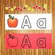 Apple Mini Eraser Activities - Letters and Words