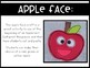 Apples~ Centers, Printables and Crafts