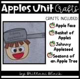 Apples- Centers, Printables and Crafts