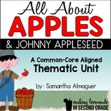 Johnny Appleseed & Apples Unit {Common Core Aligned}