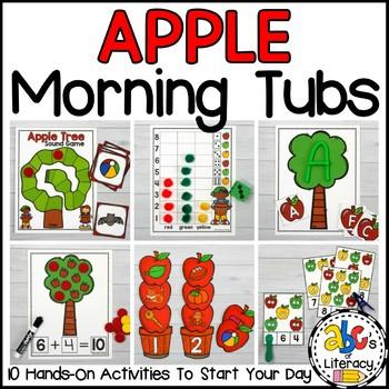 Apple Morning Tubs