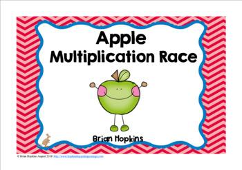 Apple Multiplication Race