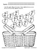 Apple Music Alphabet