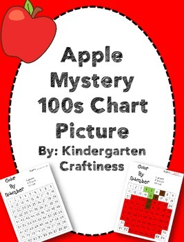 Apple Mystery 100s Chart Picture