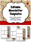 Newsletter Templates - Apple Themed