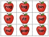 Apple Nonsense Word Sort