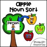Apple Noun Sort
