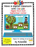 Apple Noun Sort - September Center (in Google: Digital and