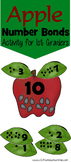Apple Number Bond Activity (1st Grade)