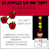 Apple Number Bond Practice and Craftivity