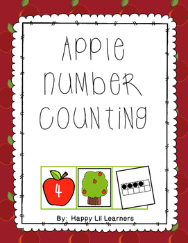 Apple Number Counting