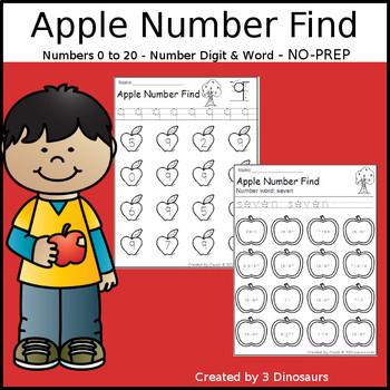 Apple Number Find