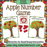Apple Number Game