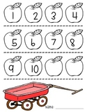 Apple Number Identification & Counting Song