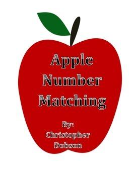 Apple Number Identification Freebie