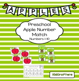 Apple Number Match Sample