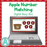 Apple Theme | Digital Counting Activity
