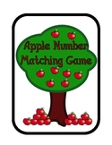 Apple Number Matching Game
