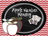 Apple Number Memory 0-10