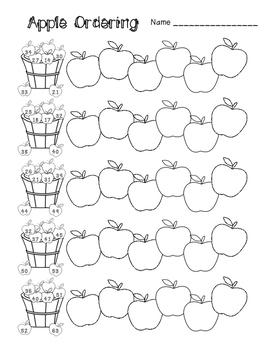 Apple Number Ordering