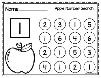 Apple Number Search