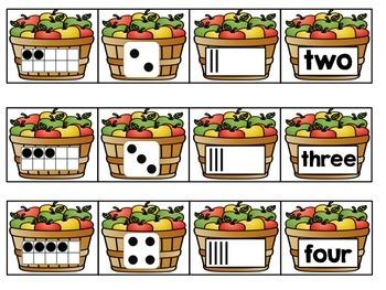 Apple Number Sorts