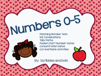 Apple Numbers -- 0-5