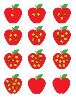 Apple Numbers Matching