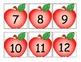Apple Numbers/Calendar Numbers