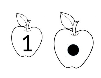 Apple Numeral Matching
