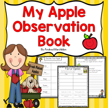 Apple Observation Book