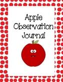 Apple Observation Journal