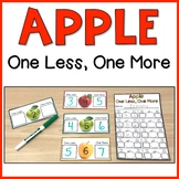 Apple One Less, One More | Counting & Cardinality