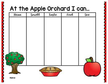 Apple Orchard 5 Senses