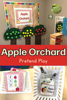 Apple Orchard Activity Cards