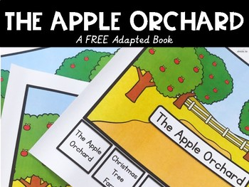 Apple Orchard Adapted Book