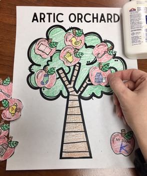 Apple Orchard Articulation! Speech Therapy Craft Activity