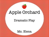 Apple Orchard Dramatic Play PreK