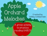 Apple Orchard Melodies:  A recorder game to practice GABC'D'