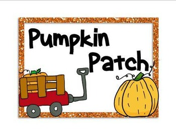 Apple Orchard and Pumpkin Patch Kit - 26 pages (png. files)